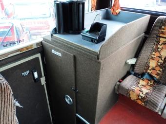 Volvo B10 57 Seater Coach