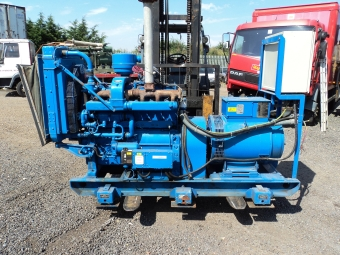Lister 6Cyl Genset
