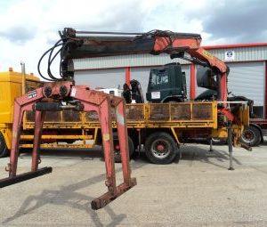 1999 Palfinger Pk13000L Crane