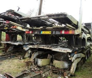 2002 Rolfo Twin Deck Car Transporters