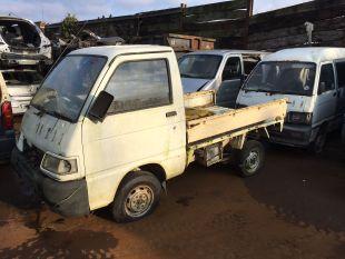 Spares or Repairs- 10x Daihatsu Hijet , Suzuki Carry Vans & Pickups