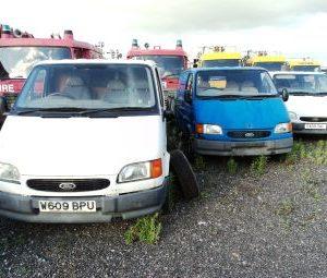 Export Vehicles