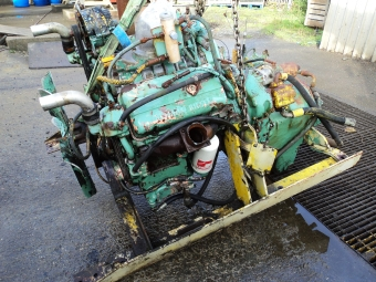 V6 Detroit Engine