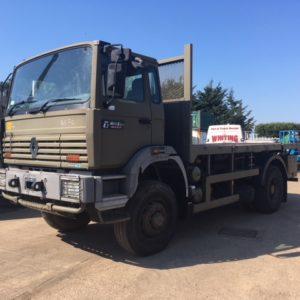 Ex MOD Trucks