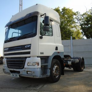 4x2 Tractor Units