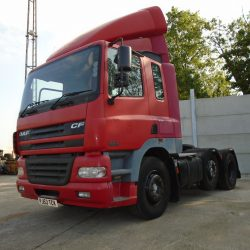 2003 DAF CF 85.430, Sleeper 6×2 16spd Manual, Midlift