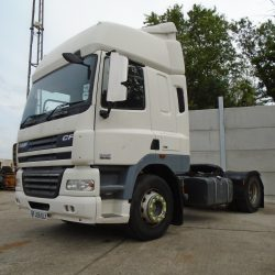 2008 DAF CF 410 Space Cab 4×2 Euro 5 Very Clean Truck