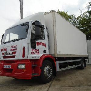 Box Lorry's