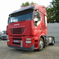 2006 Iveco Stralis 540 Left Hand Drive 4×2
