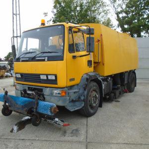 Refuse & Sweeper Trucks