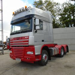 2013 DAF XF 95-510 Super Space Cab, 6×2 Rear Lift, 12spd Manual, 90,000kms