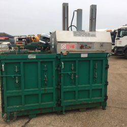 Pakawaste Cardboard Waste Compactor Model HM250D