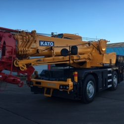 New 2019 Kato CR 200 rf 20 ton City Crane 4x4x4 twin hook ,fly jib ,£POA