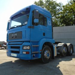 2006 MAN TGA26-440 6×2, Midlift